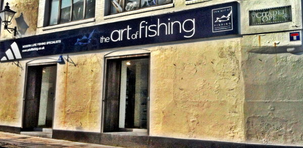 Art of Fishing Plymouth