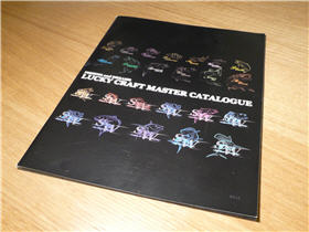 Lucky Craft Catalogue 2012