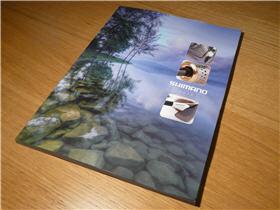 Shimano Europe Catalogue 2012