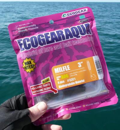 Ecogear Aqua Milfle