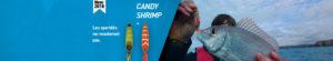 Fiiish Candy Shrimp for Bream